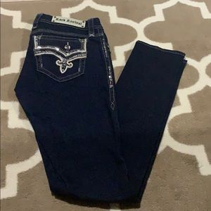 Rock Revival Skinny Betty 29- inseam 33